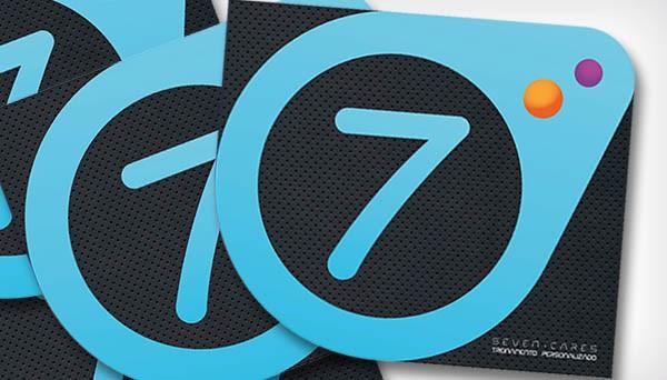 Impressos Seven Cares Academia