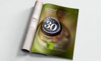 Anúncio Revista – 30 anos TJC