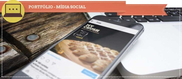 Portfólio Mídia Social